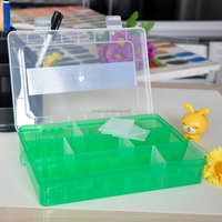 plastic storage box pencil case which used best pp material