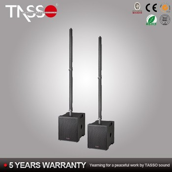 K array KR202 active column array speaker system