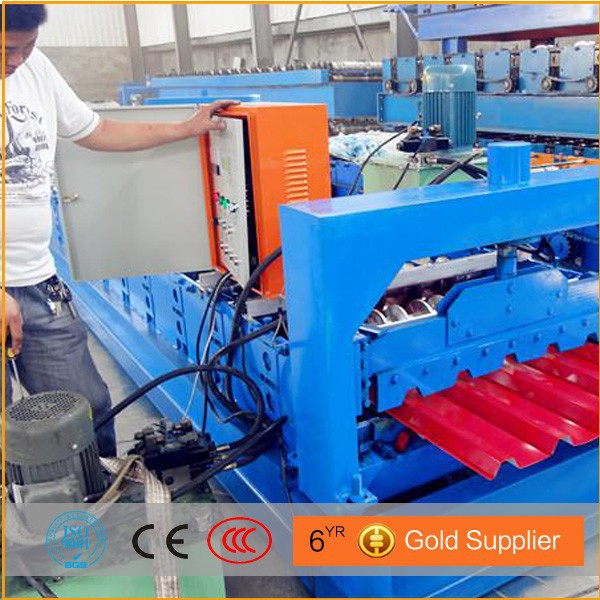 IBR profile roll forming machine/840 roll forming macj]hine