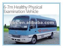 10meter 20meter Shipping Mobile X Ray Medical Bus 4 Bedroom Modular Mobile Hospital