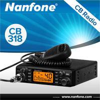 Nanfone CB-318 high power am/fm China remote long range ham radio transceiver