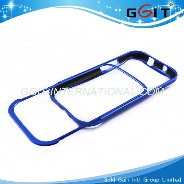 Good Quality Push-Pull Aluminum Bumper Case for Samsung S4 i9500