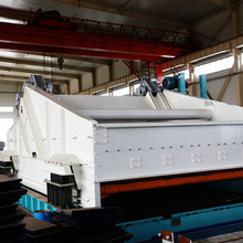 China high frequency sand linear vibrating screen