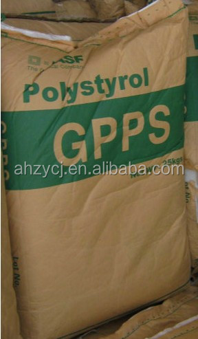 Recycled GPPS Pellet Injection Grade / Recycled Polystyrene raw materials