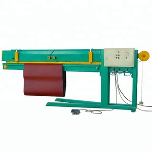 Auto Abrasive Belt Joint Press Machine