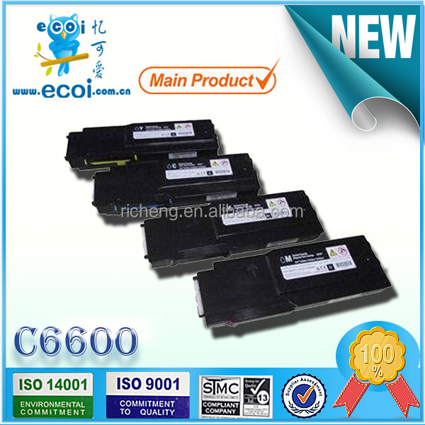 color toner cartridge for 6600 (106r02228)