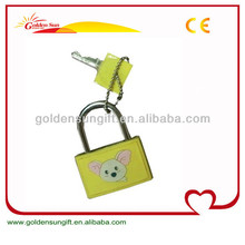 Soft PVC Rubber Animal Pattern Key Cover
