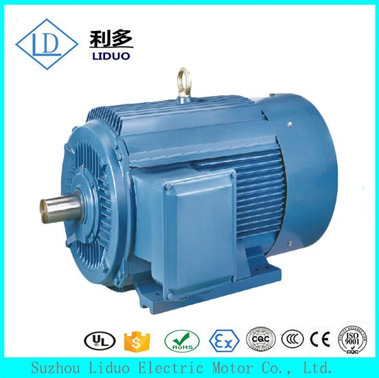 YX3-225M-4 three phase electric motor 45kw,electric motor 90kw car