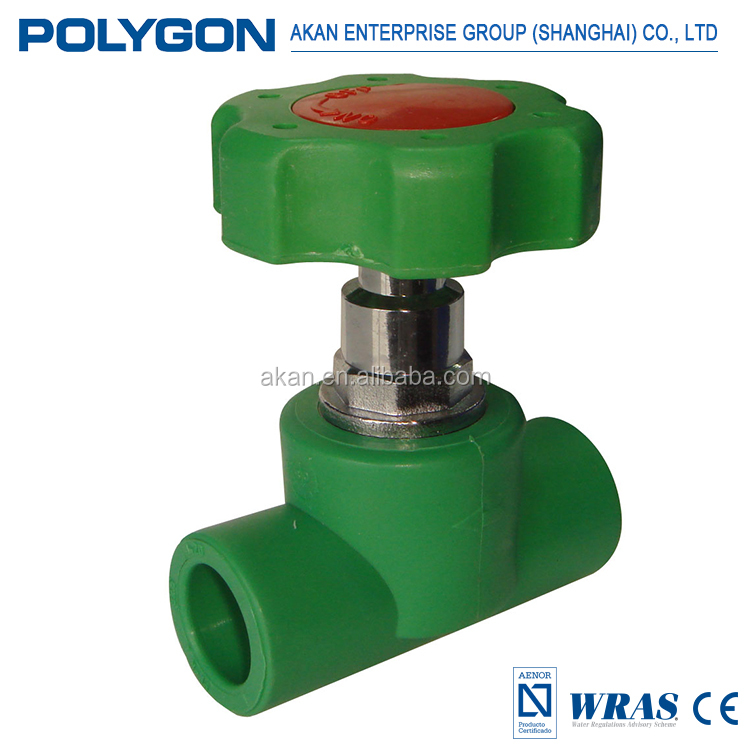 Factory High Quality Plastic Polygon Ppr Pipe And Fittings For Sale