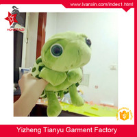 Cute design big eyes plush turtle