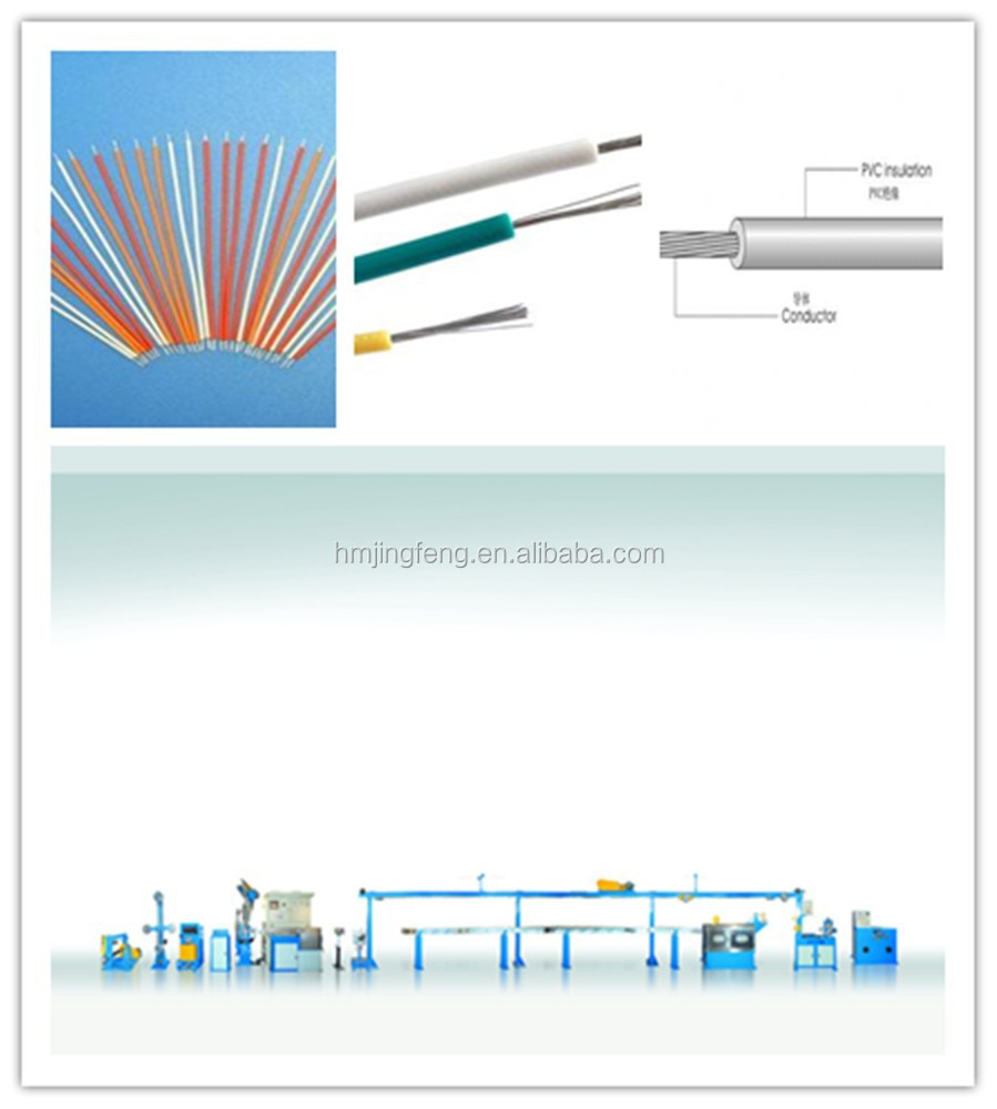 Wire & cable manufacturing equipments