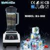 Hot selling 1500W large power commercial food blender with CE CB ROHS cetification