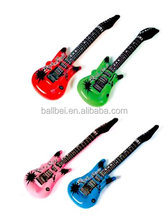 Novelty Inflatable Rock Star Electric Guitar Kids toy