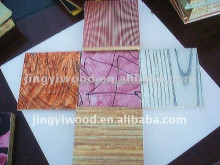 aluminium foil faced osb with high quality using water-based paint