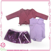"Wholesale doll clothes OEM 18"" American girl doll outfits for sale"