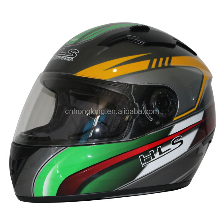 Motorcross helmet with comfortable liner---ECE/DOT Approved
