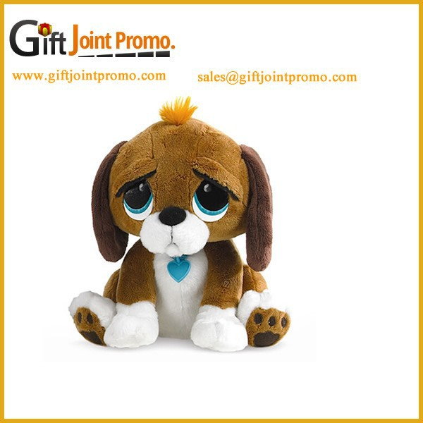 Promotional Anime Child Soft Plush toy Long Ear Dog Plush Stuffed Toy doll