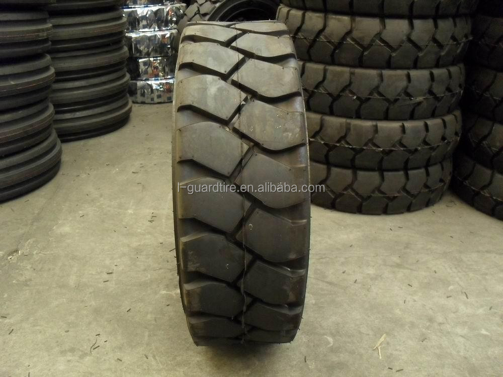 Chinese produced good quality pneumatic solid tire1200-24 1400-24