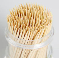 China Factory 2.0*65mm Disposable Wooden Toothpick wholesale