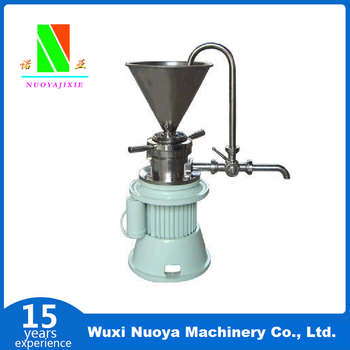 Automatic Universal Vertical Colloid Mill