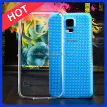 New Arrival High Quality PC Clear Case for Samsung Galaxy S5 Case