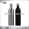 Twist cap bottle for non alcoholic red wine