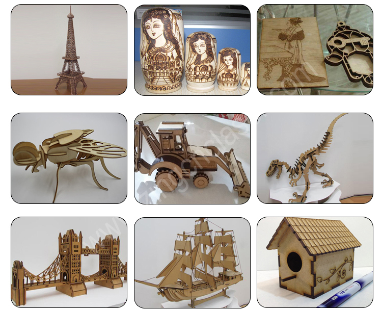 High Speed Mini CNC Router hand wood carving Machine