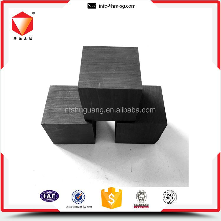 Most popular custom professional graphite block for heating