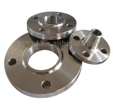 High performance standard threaded flanges