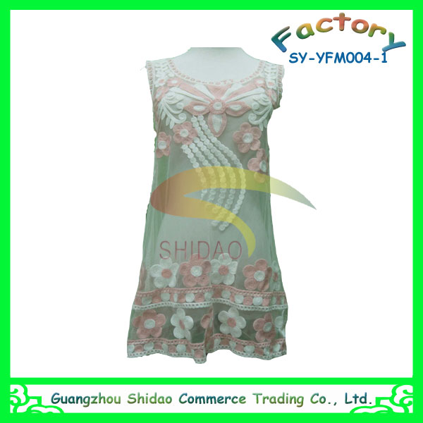 Types of Laces Tops For Garments