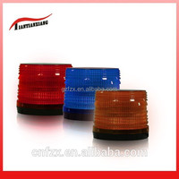 Guangzhou Manufacture Cheap Price Super Bright Auto Flashing Beacon Amber Red Blue Emergency Rotating Car Warning Strobe Lights