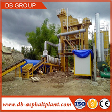 160 TPH asphalt plant LB2000 asphalt mixing plant with CE Gost-R ISO Certificate