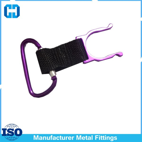 Carabiner Water Bottle Buckle Hook Holder With High Quality