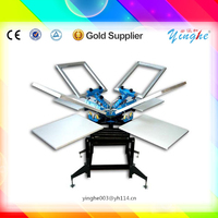 poplular sell and 100% new solar cell screen printing machine provider
