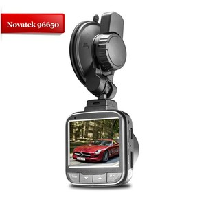 Novatek 96650 2.0 inch 1080p Full HD 170 Degree Angle Lens IR Night Vision G55 Car Camera Dvr