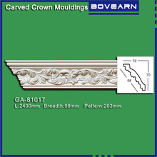 Green Building Material ceiling cornice