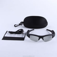 Fashion Sunglasses Hidden Camera Sunglasses MP3 Player Mini Hidden Video Voice Recorder Camera