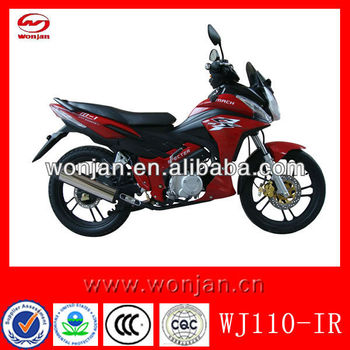 110cc super pocket bike mini city sport motorcycle WJ110-IR