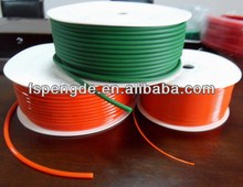 PU round conveyor belt used in textile industry