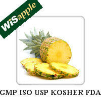 GMP&ISO Factory Supply Organic Bromelain