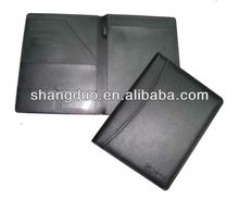 Leather Overside Airline Ticket & Passport Holder