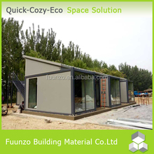Modular Mobile 20ft 40ft Prefabricated Container Site Office