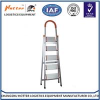 High quality aluminum folding step ladder