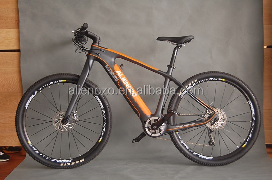 child bike big fat bike for man,mountain bike easy to drive e cycle with Integrated Carbon Fiber handlebar