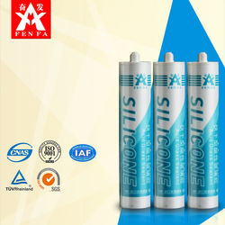 FF-1200 acetic cure silicone sealant for window frame/silicone glue