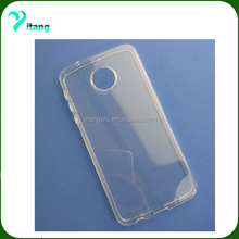 For Motorola Moto Z Play Droid xt1635 clear crystal tup case ultra soft cellphone case