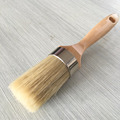 PP bristle Wood Chalk Paint Brush for furniture cleaning