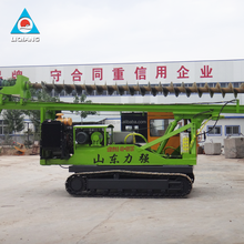 hydraulic crawler industrial bore pile drilling machine for sale