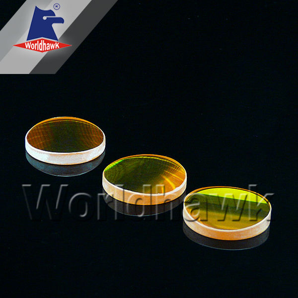 optical znse laser lens for co2 cutting machine