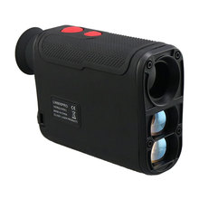 Easily holding pocket size range 5-800m pinseeker slope golf mini laser rangefinder